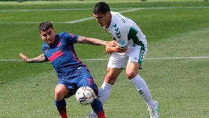 Atletico ekes out win at Elche to grow Liga lead to five points