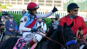 Derby winner Medina Spirit fails drug test