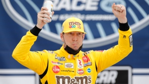 Busch makes it 4 for 4 in Xfinity Series with 101st win