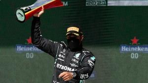 Hamilton wins Portuguese GP, extends lead over Verstappen