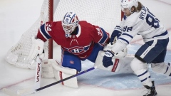 Cole Caufield scores his second OT winner, Canadiens edge Leafs 3-2 Article Image 0