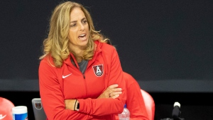 Dream's Collen leaving WNBA to coach Baylor after Mulkey's departure