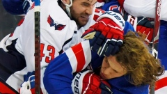 Capitals' Wilson fined $5K for roughing Rangers' Buchnevich Article Image 0