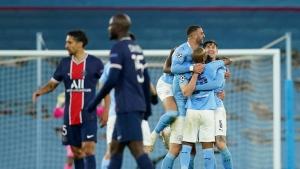 Man City reaches first Champions League final