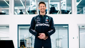 Grosjean to get special test with Mercedes