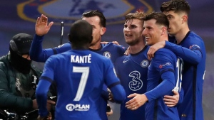 Chelsea ousts Madrid to set up all-English CL final vs. City