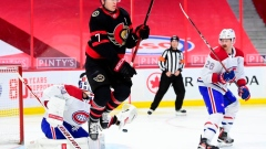 Brannstrom has three assists, speedy Senators down Canadiens 5-1 Article Image 0