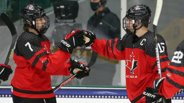 Othmann surged up draft rankings thanks to strong effort at U18 Worlds