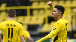Report: United reach £72.9M deal for Sancho