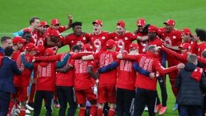 Leipzig loss hands Bayern ninth consecutive Bundesliga title