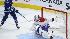 Maple Leafs beat Canadiens 3-2, clinch North Division title Article Image 0
