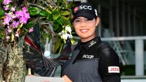 Home favourite Jutanugarn wins in Thailand