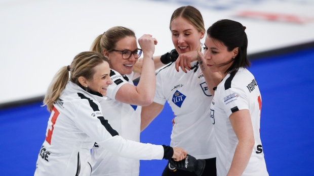 2022 women's curling worlds heading to Prince George - TSN