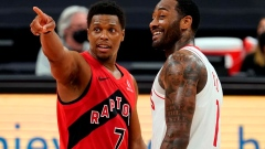 Toronto Raptor Kyle Lowry receives honorary doctorate from N.S. university Article Image 0