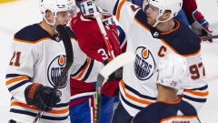 Canadiens clinch playoff spot with single point, fall to McDavid and Oilers in OT Article Image 0