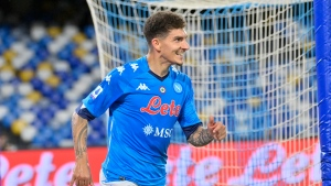 Napoli bolsters CL chances with rout of Udinese