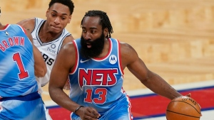 Nets' Harden stopped by police in Paris, not arrested
