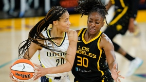 Sparks' Nneka Ogwumike out 4-6 weeks; Chiney Ogwumike week-to-week
