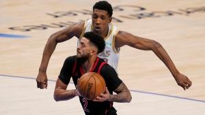 Raptors' Harris dismissed from NBA for violation of anti-drug program