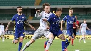 Bologna rescues draw at Verona in Serie A
