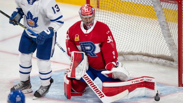 Montreal Canadiens goalie Carey Price plays 39:38 in AHL return - TSN.ca