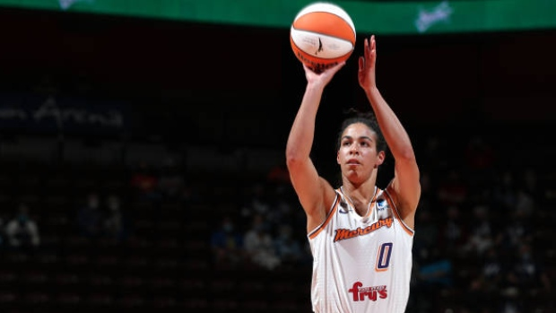 Nurse, Mercury meet Liberty, Sky and Wings clash in first round of WNBA playoffs
