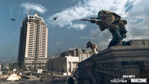 Call of Duty: Warzone is adding Die Hard's Nakatomi Plaza to the game map