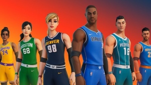 Fortnite and the NBA team up for 'Fortnite x NBA: The Crossover' event