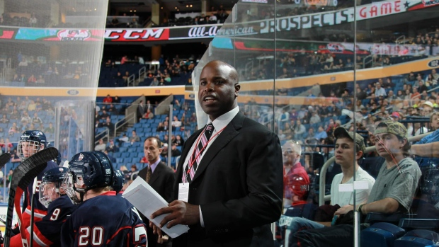 Rangers name Grier hockey ops advisor