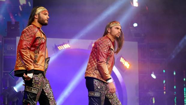 Young Bucks meet Death Triangle on TSN2