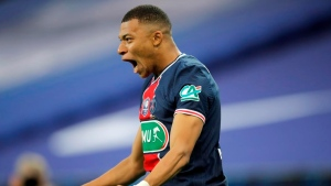 Leonardo: Nobody at PSG 'sees the future without' Mbappe