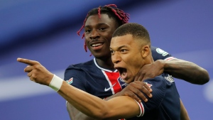 Mbappe stars as PSG beats Monaco to retain French Cup