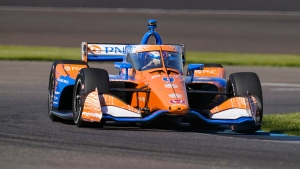 Ed Carpenter Racing posts strong day in Indy 500 practice