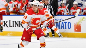 Gaudreau on new deal: 'I probably won't answer many questions about that this season'