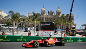 Leclerc misses Monaco GP due to gearbox