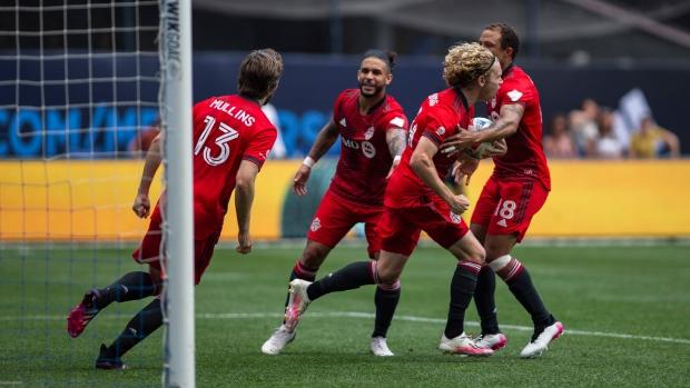 Toronto FC players, staff go their separate ways during international break