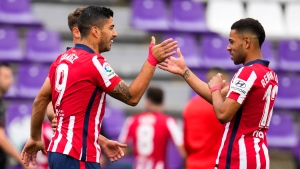 Atletico wins first La Liga title since 2014