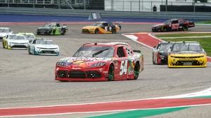 Busch dominates in snagging Xfinity race win in Austin