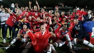 Canadian David, Lille capture Ligue 1 title