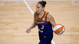Taurasi becomes first WNBA player to reach 9,000 points