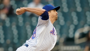 Mets' deGrom becomes betting favorite to win NL MVP
