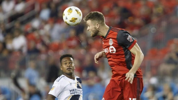 Players return to Toronto FC after being away on international duty