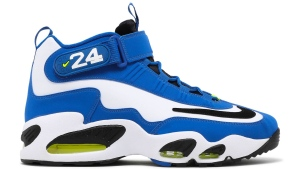 Nike celebrates the 25th anniversary Ken Griffey Jr.'s Air Griffey Max 1 with an OG release