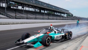"""Canada's Kellett excited for first """"true"""" Indy 500"""