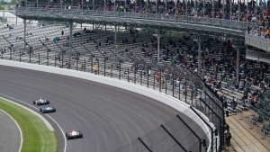 Indianapolis 500 to host 135,000 fans