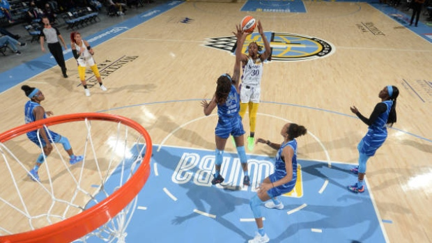 Report: Ogwumikes, Williams file appeal to FIBA