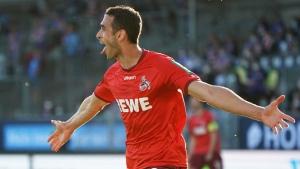 Cologne beats Kiel to stay in Bundesliga
