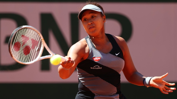Osaka withdraws from Wimbledon, will compete at Olympics