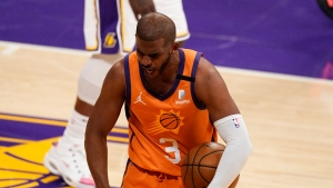 Suns' Paul officially available for Game 3 vs. Clippers
