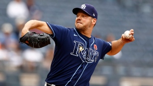 Reports: Mets acquire veteran Hill from Rays